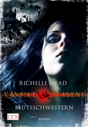 Buch-Cover, Richelle Mead: Blutsschwestern