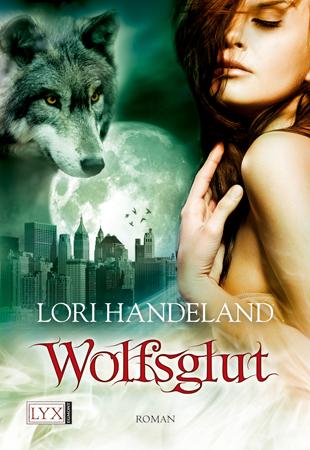 Buch-Cover, Lori Handeland: Wolfsglut