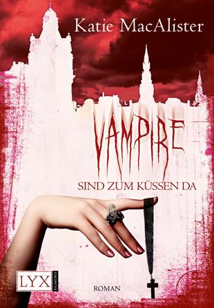 Buch-Cover, Katie MacAlister: Vampire sind zum Küssen da