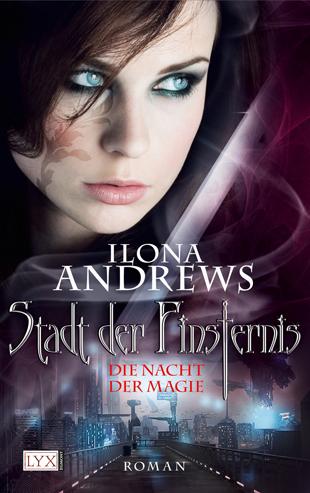 Buch-Cover, Ilona Andrews: Die Nacht der Magie