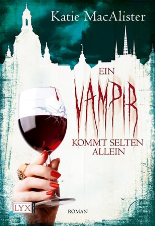 Buch-Cover, Katie MacAlister: Ein Vampir kommt selten allein