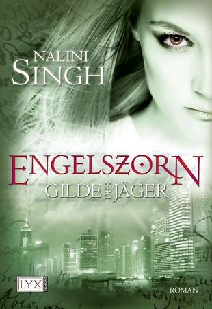 Buch-Cover, Nalini Singh: Engelszorn