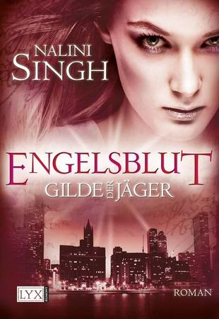 Buch-Cover, Nalini Singh: Engelsblut