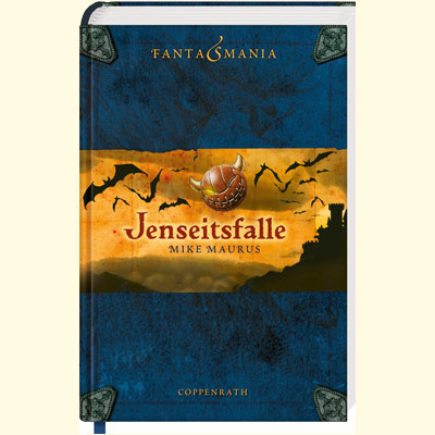 Buch-Cover, Mike Maurus: Jenseitsfalle