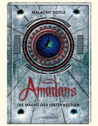 Buch-Cover, Malachy Doyle: Amadans