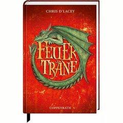 Buch-Cover, Chris d'Lacy: Feuerträne
