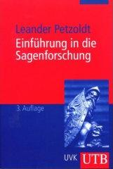 Buch-Cover, Leander Petzoldt: Einführung in die Sagenforschung (3. Auflage)