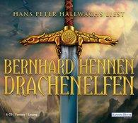 Buch-Cover, Bernhard Hennen: Drachenelfen [Hörbuch]