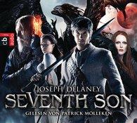 Buch-Cover, Joseph Delaney: Seventh Son: Der Schüler des Geisterjägers