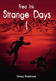 Buch-Cover, Fred Ink: Strange Days I