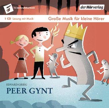 Buch-Cover, Peter Stangel: Peer Gynt (Große Musik für kleine Hörer)