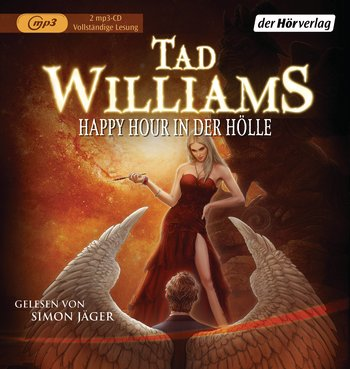 Buch-Cover, Tad Williams: Happy Hour in der Hölle [Hörbuch]