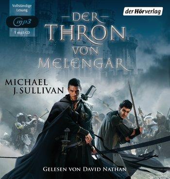 Buch-Cover, James Sullivan: Der Thron von Melengar [Hörbuch]