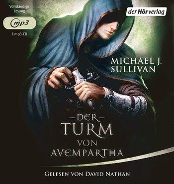 Buch-Cover, Michael J. Sullivan: Der Turm von Avempartha [Hörbuch]