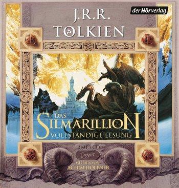 Buch-Cover, John Ronald Reuel Tolkien: Das Silmarillion [Hörbuch]