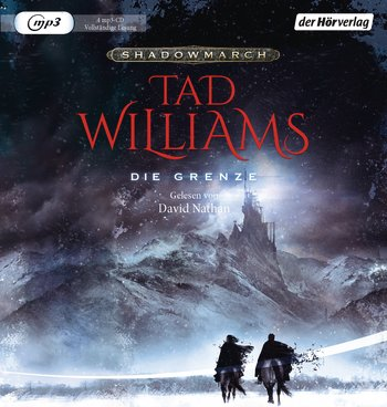 Buch-Cover, Tad Williams: Die Grenze