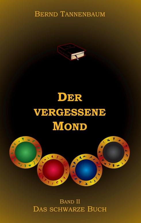Buch-Cover, Bernd Tannenbaum: Das Schwarze Buch