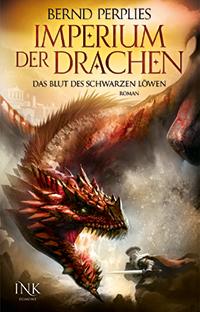 Buch-Cover, Bernd Perplies: Das Blut des Schwarzen Löwen