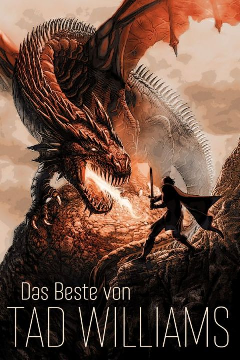 Buch-Cover, Tad Williams: Das Beste von Tad Williams