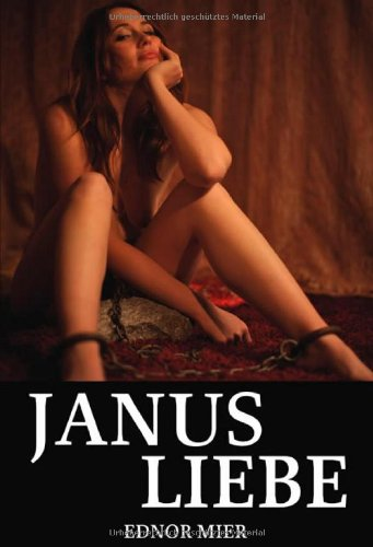 Buch-Cover, Ednor Mier: Janusliebe