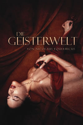 Buch-Cover, Nicolaus Equiamicus: Die Geisterwelt