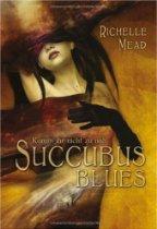 Buch-Cover, Richelle Mead: Succubus Blues - Komm ihr nicht zu nah