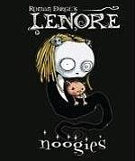 Buch-Cover, Roman Dirge: Lenore: Noogies