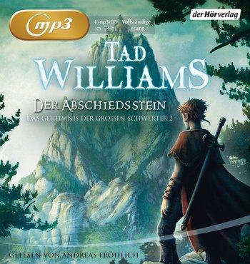 Buch-Cover, Tad Williams: Der Abschiedsstein [Hörbuch]
