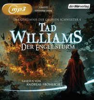 Buch-Cover, Tad Williams: Der Engelsturm [Hörbuch]