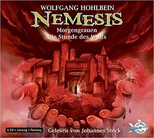 Buch-Cover, Wolfgang Hohlbein: Nemesis: Die Stunde des Wolfs, Morgengrauen [Audio]