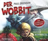 Buch-Cover, Paul Erickson: Der Wobbit oder Einmal Hin- und Rückfahrt, bitte! [Hörbuch]