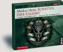 Buch-Cover, Markus Heitz: Schatten über Ulldart