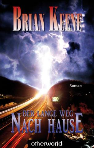 Buch-Cover, Brian Keene: Der lange Weg nach Hause