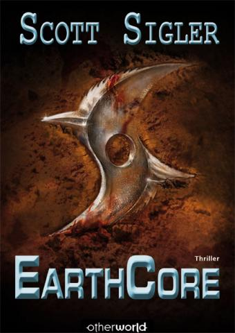 Buch-Cover, Scott Sigler: EarthCore