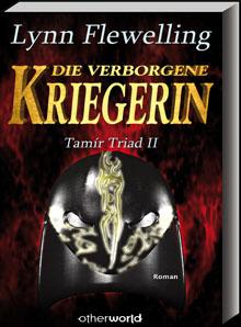 Buch-Cover, Lynn Flewelling: Die verborgene Kriegerin