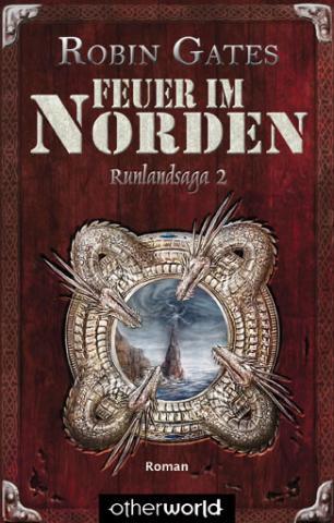 Buch-Cover, Robin Gates: Feuer im Norden