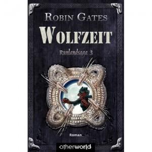 Buch-Cover, Robin Gates: Wolfszeit