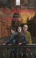 Buch-Cover, Bertel O. Steen: Der Großkanzler von Ostár