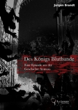 Buch-Cover, Jürgen Brandt: Des Königs Bluthunde