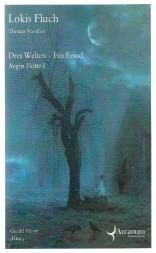 Buch-Cover, Thomas Vaucher: Lokis Fluch