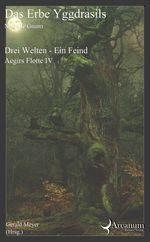 Buch-Cover, Nathalie Gnann: Das Erbe Yggdrasils