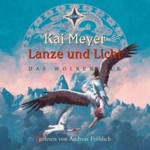 Buch-Cover, Kai Meyer: Lanze und Licht