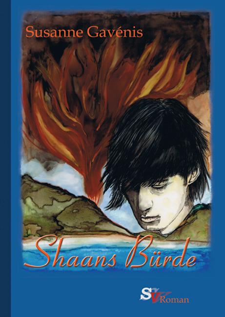 Buch-Cover, Susanne Gavénis: Shaans Bürde