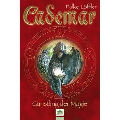Buch-Cover, Falko Löffler: Günstling der Magie