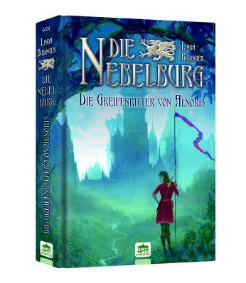Buch-Cover, Linda Budinger: Die Nebelburg