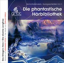 Buch-Cover, Bernd Rümmelein: Die Phantastische Hörbibliothek Vol. I