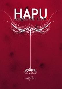 Buch-Cover, Michael Zandt: Hapu - Teufel im Leib