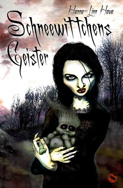 Buch-Cover, Hanna-Linn Hava: Schneewittchens Geister