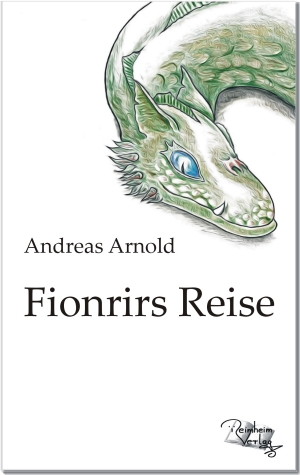 Buch-Cover, Andreas Arnold: Fionrirs Reise