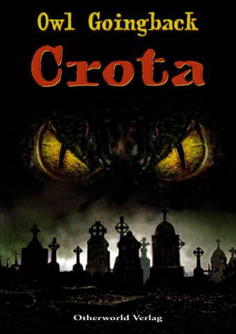 Buch-Cover, Owl Goingback: Crota